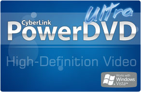 PowerDVD Ultra v7.3 New!
