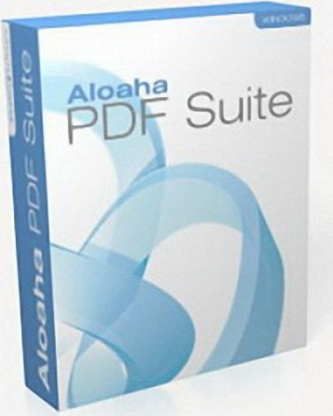 Aloaha PDF Suite Enterprise v2.5.26