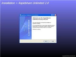 Rapidshare Unlimited 2.0
