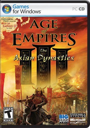 Age Of Empires III The Asian Dynasties (2007)