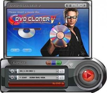 DVD-Cloner 5.10 Build 966 Multilinguage