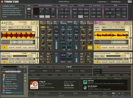 Native Instruments TRAKTOR 3.3.1
