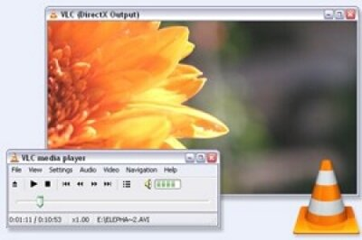 VideoLAN - VLC media player 0.8.6e