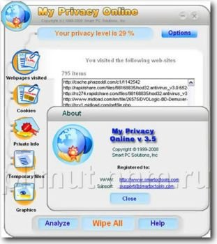 My Privacy 3.5