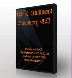 UDS Multiboot Recovery