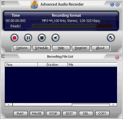 Advanced Audio Recorder 6.0.1