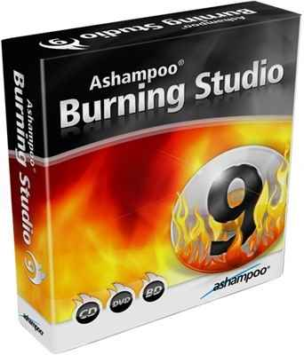 Ashampoo Burning Studio 9 v9.04 Multilingual