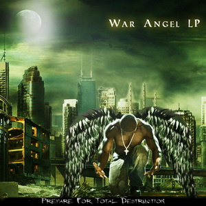 50 Cent - War Angel LP (2009)