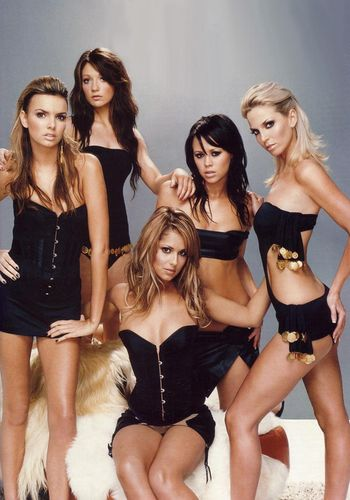 Полная видеография Girls Aloud (2009) DVD9