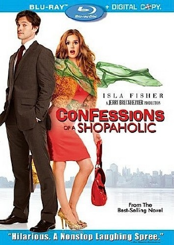Шопоголик / Confessions of a Shopaholic (2009) BDRip 720p