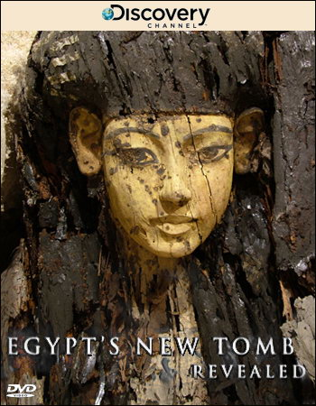 Новые Захоронения Египта  / Egypt's New Tomb Revealed  (2008) SATRip