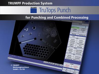 TruTops Punch (ToPs 300)
