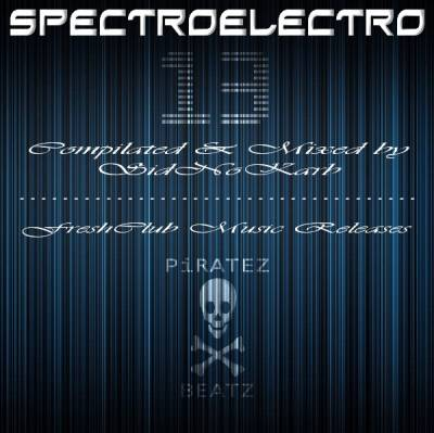 SPECTROElECTRO-13 (Compl. & mixed by SidNoKarb)(2009)