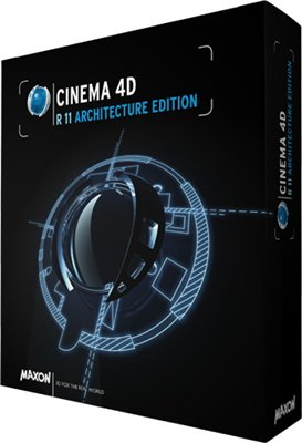 CINEMA 4D Architecture Edition R11.008 (Eng)