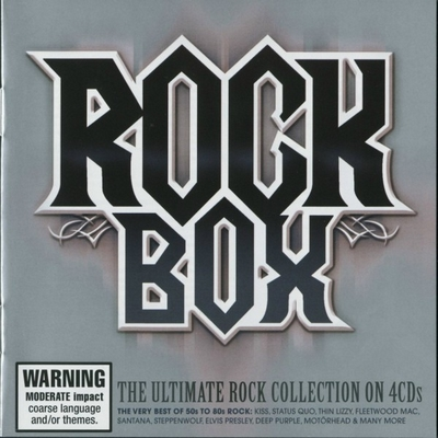 Rock Box (The Ultimate Rock Collection) (2009)