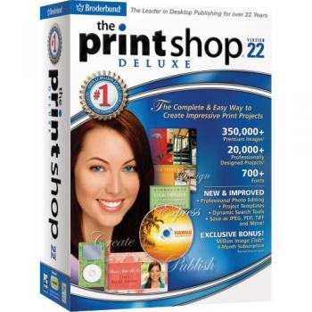 The Print Shop DeLuxe 22