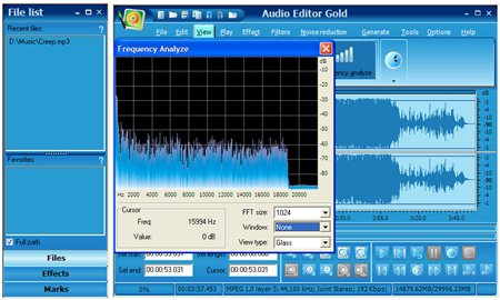 NextLevel Audio Editor Gold v8.6.1.1359