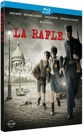 Облава / La Rafle. (2010/HDRip/1400Mb/700Mb)