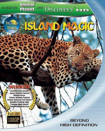 Дикая Азия: Магия Острова / Wild Asia: Island Magic (2009) BDRip 720p