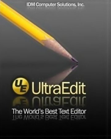 IDM UltraEdit, UEStudio, UltraCompare, UltraSentry with Portable versions (2010)