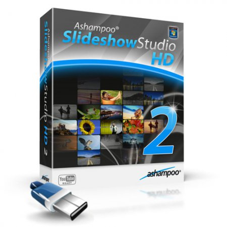 Ashampoo Slideshow Studio HD 2.0.1 Portable