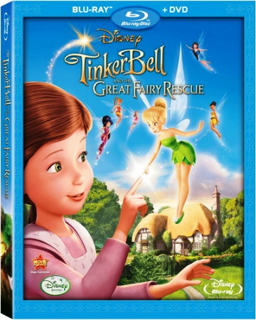 Волшебное спасение / Tinker Bell and the Great Fairy Rescue (2010) BDRip 1080p