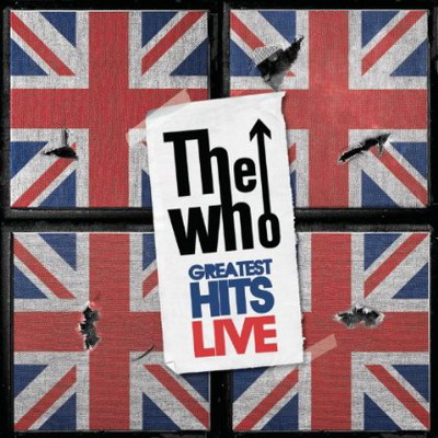The Who – Greatest Hits Live (Retail) 2CD (2010)