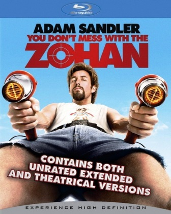 Не шутите с Зоханом / You Don't Mess with the Zohan (2008) BDRip