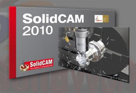 SolidCAM 2010 SP2.0 HF1 (2010/Russian/English)