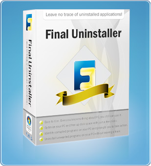 Final Uninstaller 2.6.8 Datecode 29.11.2010