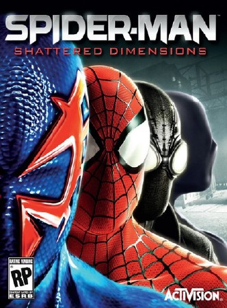 Spider-Man: Shattered Dimensions (2010/ENG/RUS/MULTi5/Full/RePack)