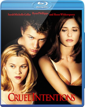 Жестокие игры / Cruel Intentions (1999) BDRip 720p