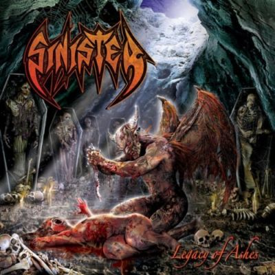 Sinister - Legacy Of Ashes (2010)