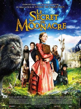 Тайна Мунакра / The Secret of Moonacre (2008) BDRip 720p