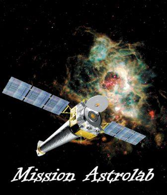 Миссия Астролаб  Mission Astrolab (2007) DVDRip