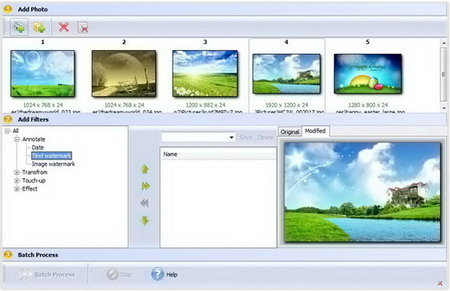 Boxoft Batch Photo Processor 1.4.0 Portable