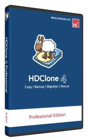 Miray HDClone Professional Edition v 4.0.3 Retail
