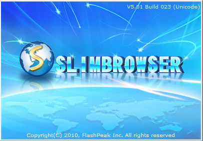 SlimBrowser 5.01 Build 023 Final