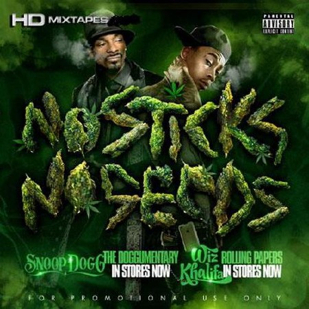 Wiz Khalifa and Snoop Dogg - No Sticks, No Seeds (2011)