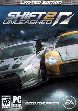 Need for Speed Shift 2: Unleashed. Limited Edition (2011/Rus/Eng/Repack by Dumu4)