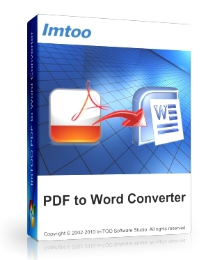 ImTOO PDF to Word Converter 1.0.2.1116 + RUS