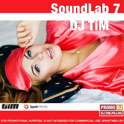 Dj TiM - SoundLab 7 (2011)