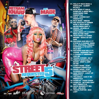 Self Made Radio – Streets Requested 5 (2012)
