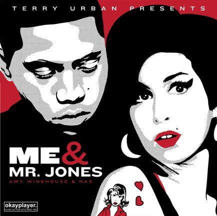 Nas & Amy Winehouse – Me & Mr. Jones (2012)