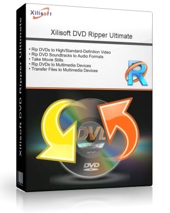 Xilisoft DVD Ripper Ultimate 7.4.0 Build 20120710 + Rus