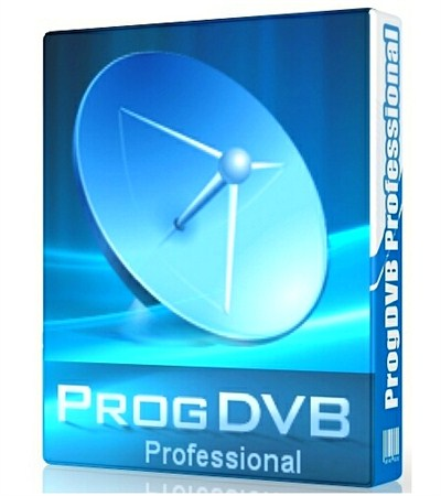 ProgDVB Professional Edition 6.88.2a ML/RUS