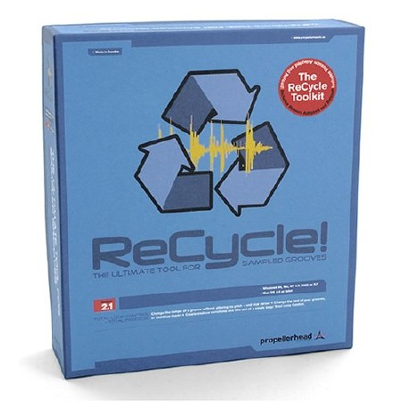 Propellerheads ReCycle v2.2.4 Eng