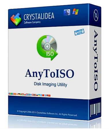 AnyToISO Converter Professional 3.5 Build 455
