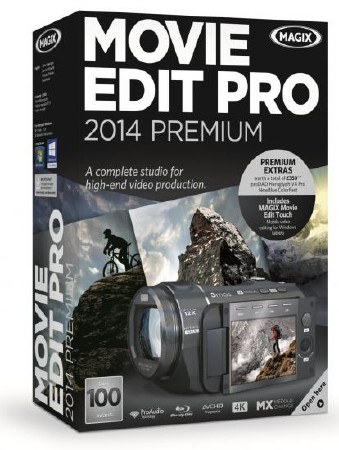 MAGIX Movie Edit Pro 2014 Premium 13.0.1.4 RePack by PooShock (2013/RUS/ENG)