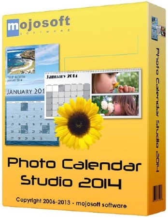 Mojosoft Photo Calendar Studio 2014 1.13 ML/RUS